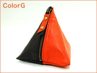 オレンジ/黒