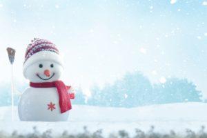 広島も雪です!!